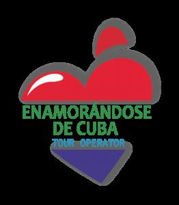 Logo Enamorándose de Cuba