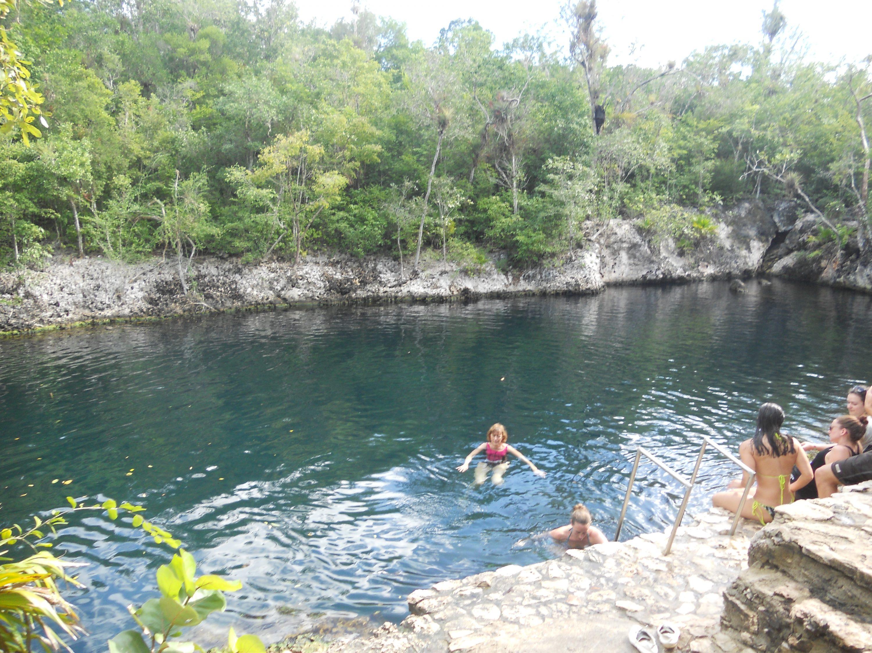 Cueva de los Peces, Bahía de Cochinos