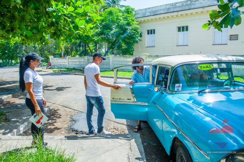 Traslados de Enamorándose de Cuba
